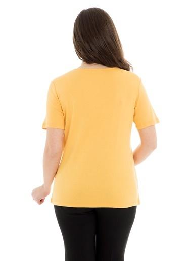 Camelia Bluz Sarı